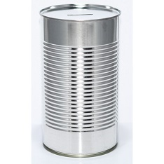 Empty Food Tin Cans