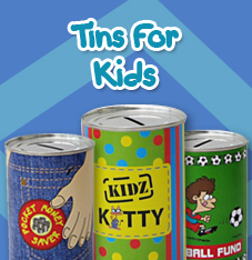 Tins for Kids