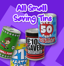 All Small Saving Tins