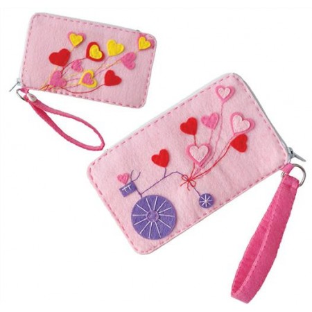 Make Your Own Felt Purse Craft Kit