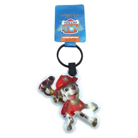 Paw Patrol LED Torch Key Ring