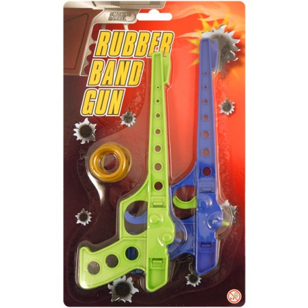 Rubber Band Gun - DUAL PACK