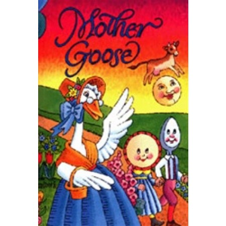 Personalised Mother Goose Book