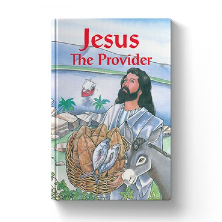 Personalised Jesus the Provider Book