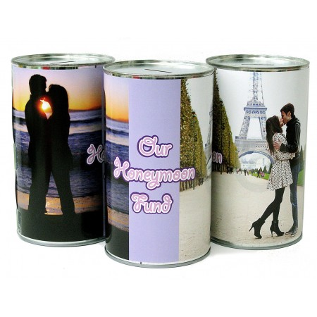 Dream Honeymoon Savings Tin - (LRG)