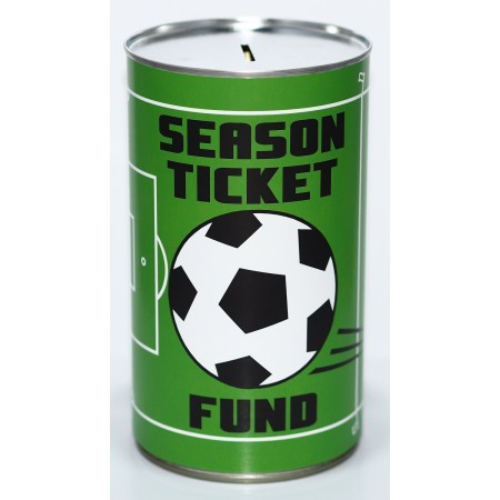 Season Ticket Savings Tin - (LRG)