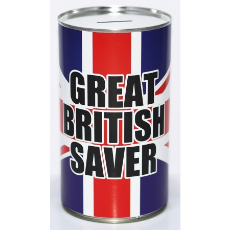 Great British Saver - (LRG)