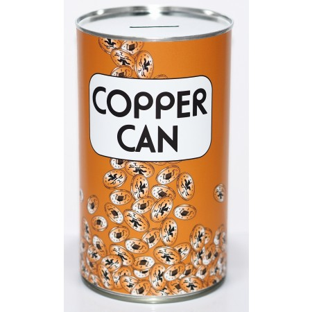 Copper Fund Saver - (LRG)