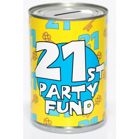 21st Birthday Party Fund - Small