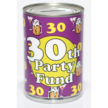 30th Birthday Party Fund - Small