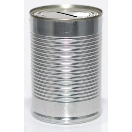 Promotional charity money boxes money tins for Small tin containers