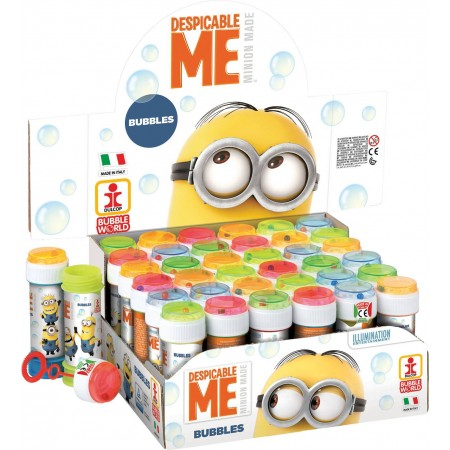 Minions 60ml Bubble Tubs