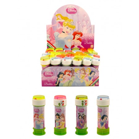 Disney Princess 60ml Bubble Tubs