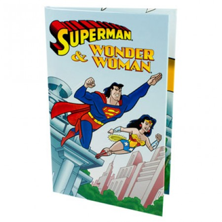 Personalised Superman Book