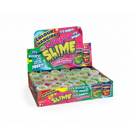 Wholesale HGL - Goopy Slime Tub Colour Changing box