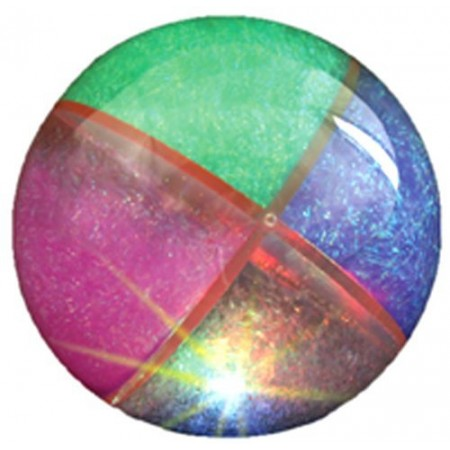 Quad Glitter Bouncy Ball - 65mm