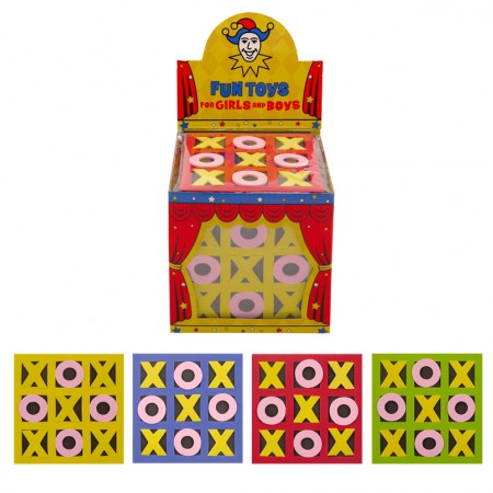 Foam Tic Tac Toe Mini Game