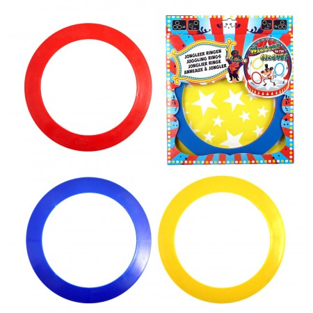 Circus Juggling Rings