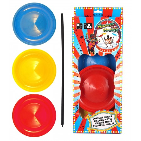 Circus Spinning Plates