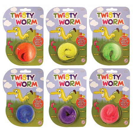Wholesale Magic Twisty Worm