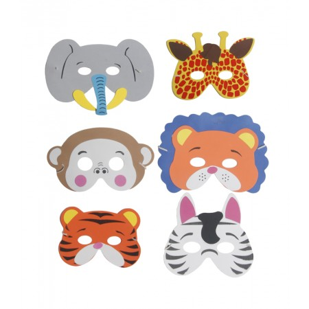 Kids Jungle Eva Mask