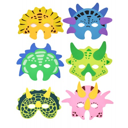 Kids Dinosaur Eva Mask