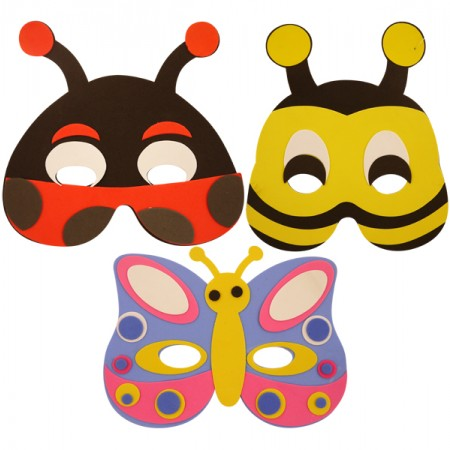 Kids Insect Eva Mask