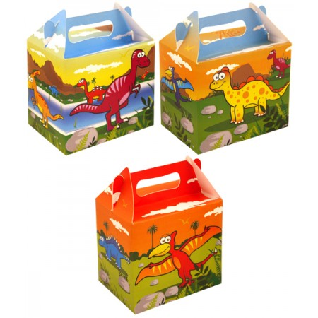 Dinosaur Food Party Box