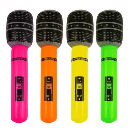 Inflatable Microphone 40cm