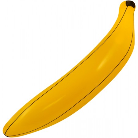 Inflatable Banana 80cm