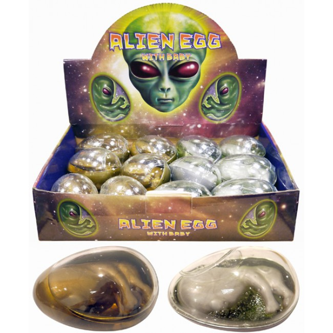 Alien Egg With Baby Wholesale Toys