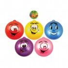 PVC Funny Face Scented Ball