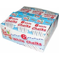 White Chalk 6 Pack