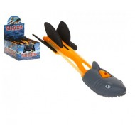 Sling Shot Shark Shooter Rocket Toy