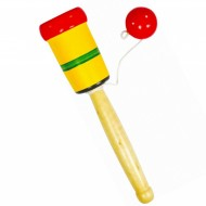 Wooden Catch Ball Game