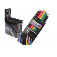 Colour Therapy 12pc Colouring Pencils