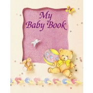 Personalised Baby Book