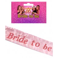 Sash Bride To Be