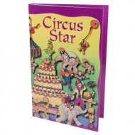 Personalised Circus Star Book