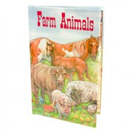 Personalised Farm Animals Book