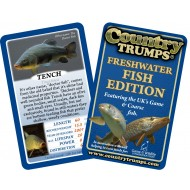Country Trumps - Freshwater Fish