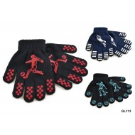 Boys Magic Gloves - Football