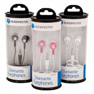 Diamante Earphones