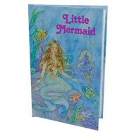 Personalised Little Mermaid Book