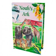 Personalised Noah's Ark Book