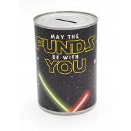May the Funds be with You Savings Tin
