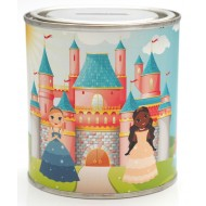 Princess Money Tin - 500ml