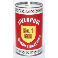 Liverpool Football Savings Tin Fund - (LRG)