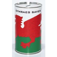 Welsh Savings Tin - (LRG)