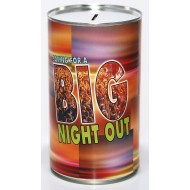 Big Night Out Savings Tin - (LRG)